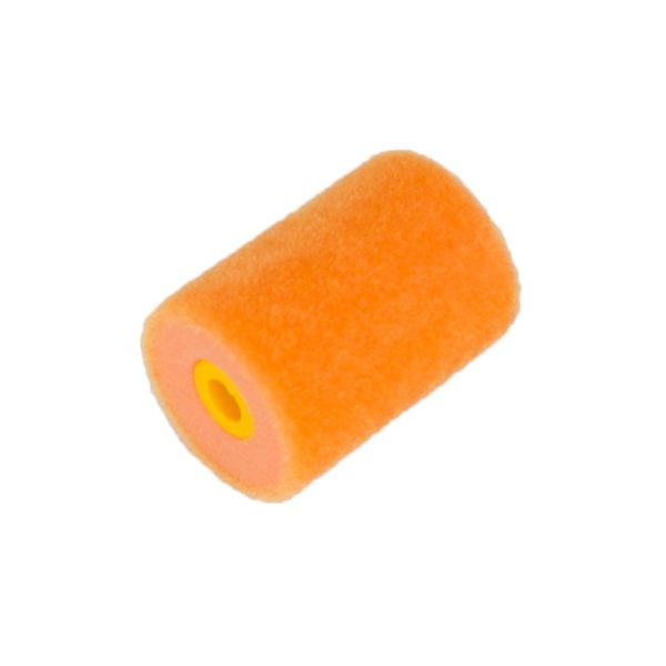 Superflockrol, 5 cm, mini, oranje