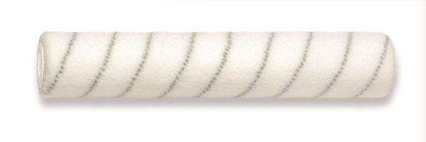 Vloerrol, 61 cm, nylon grijze streep 11 mm, thermofusie