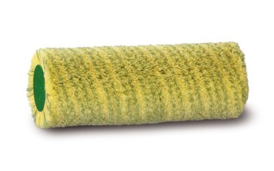 Verfrol royal, 18 cm, groene schilderstreep 21 mm, thermofusie