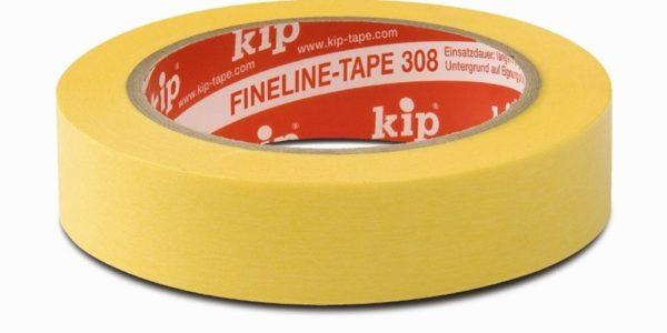 Rol speciaalband geel 308 19 mm