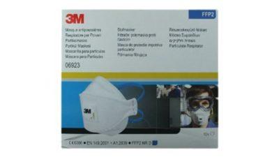 Fijnstof masker FFP2S 3M 06923